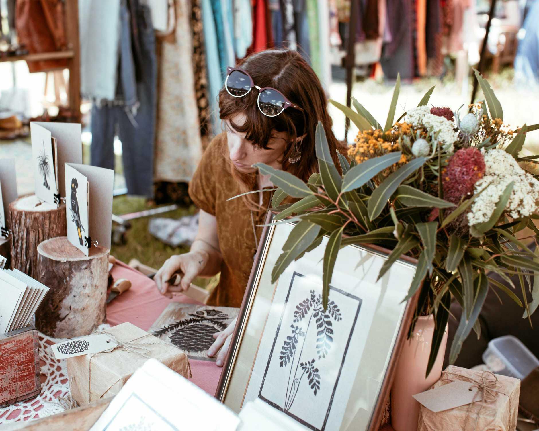 The Sunshine Coast Collective Markets.
