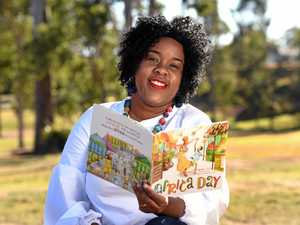 Mum's want for racial harmony inspires book