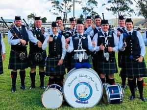 Pipers set to hit Sydney stage for first time in 80 years