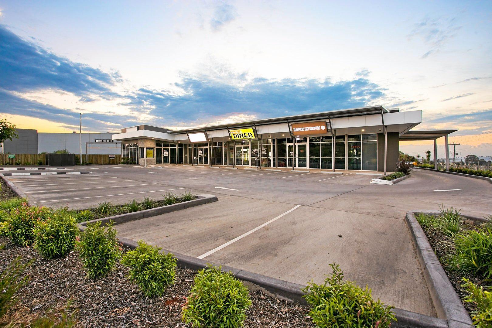 The Building Designers Association of Queensland held its State Design Awards. Alisco Designs: Westpoint Shops.