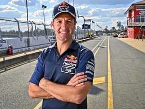 REVEALED: How a slow season has kept Whincup on the track