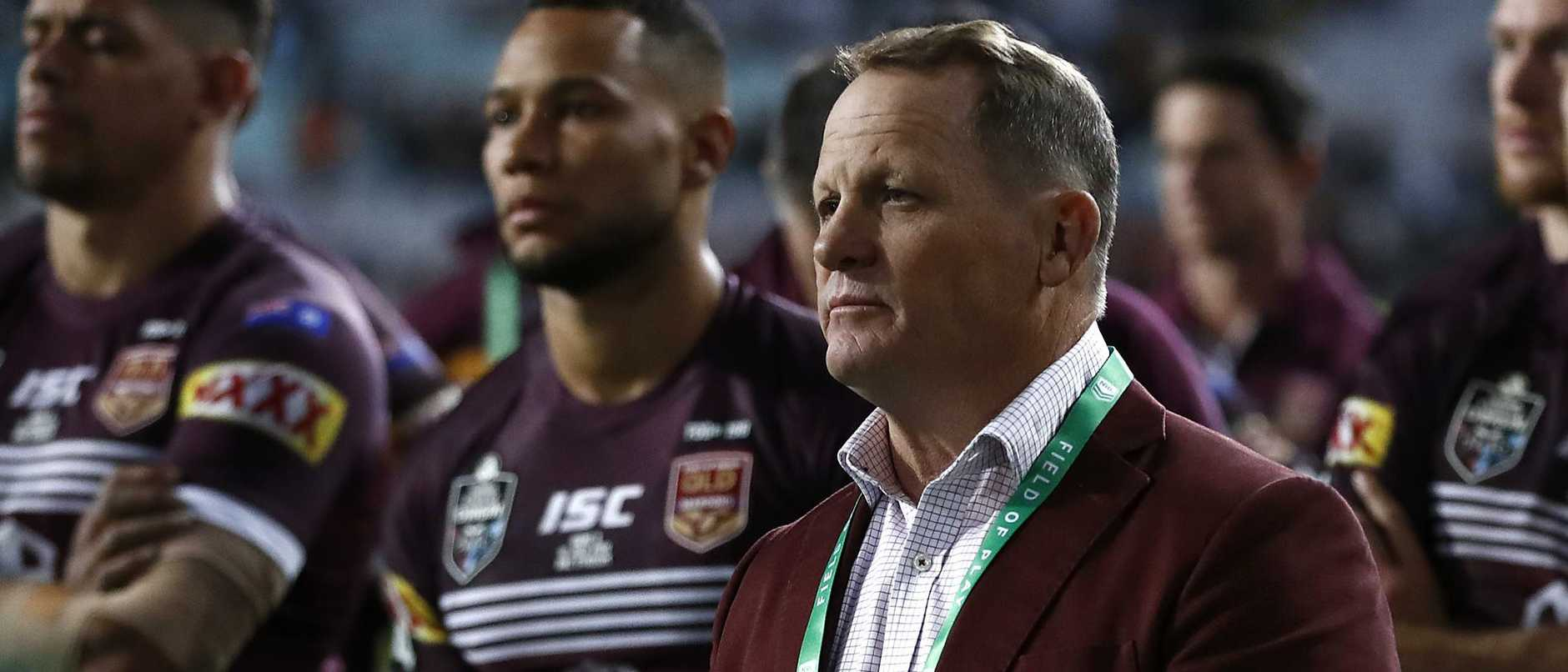 Kevin Walters continues to be linked to the Gold Coast Titans job. Picture: Ryan Pierse/Getty Images