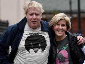 Julie Bishop: 'Boris Johnson is a huge win for Australia'