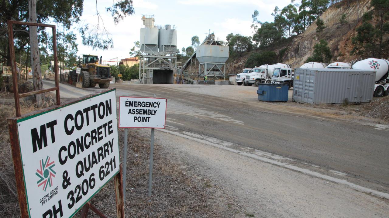 Barro's Mt Cotton Quarry won its appeal against a Redland City Council decision refusing it more time to build a second quarry.