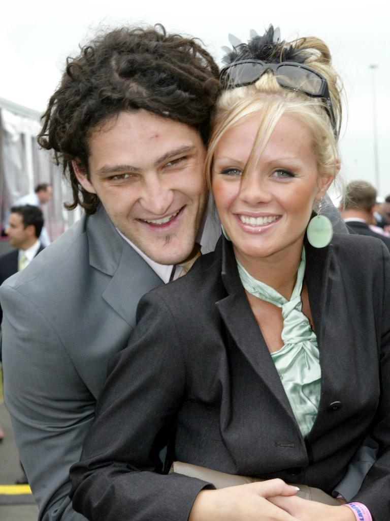 Brendan and Alex got married in 2005.
