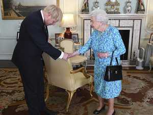 'Seriously classy trolling': EU's Boris jab