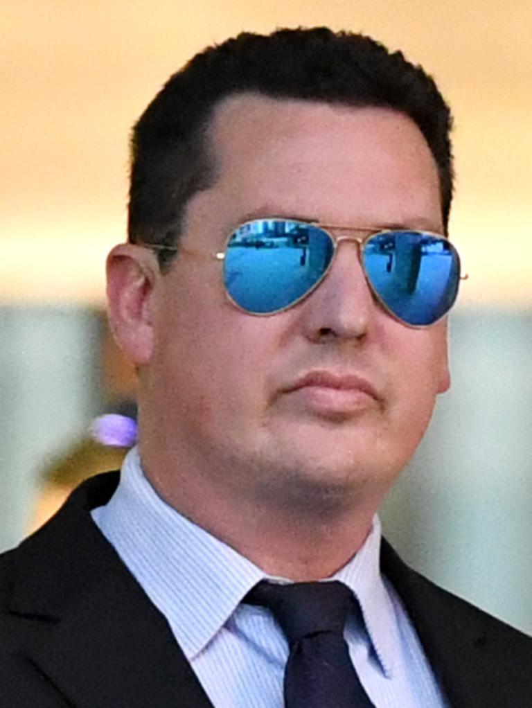 Ipswich lawyer Cameron McKenzie. Picture: AAP/Dan Peled