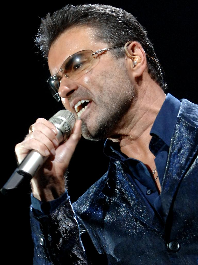 George Michael in 2006. Picture: Getty