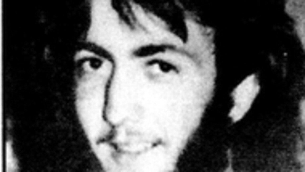 Anthony (Tony) John Jones went missing in 1982.