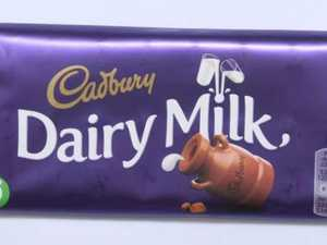 Change to Cadbury bar 'no one asked for'