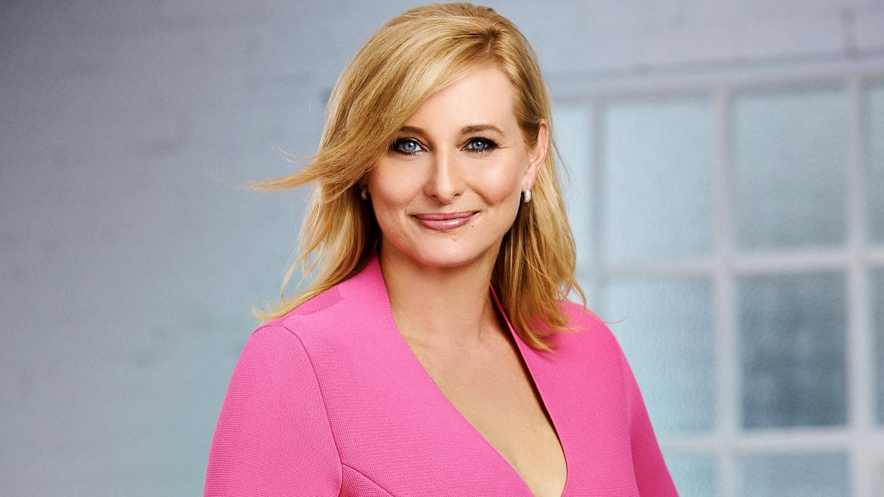 Johanna Griggs has quit House Rules. Picture: Seven Network