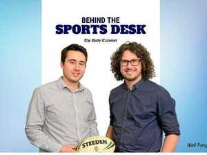 Behind the Sports Desk: S2E34