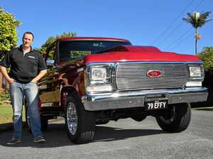 Big-hearted 'Effy' is a whole lotta truck