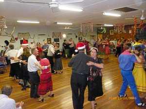 Christmas in July celebrations kick off on the dancefloor