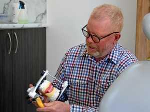 When should people get dentures?