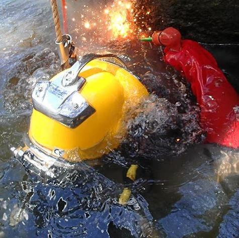 Construction and maintenance jobs in and under water present enhanced degrees of difficulty that require training and experience to manage safely.