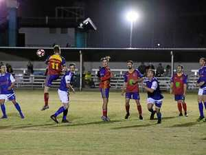 KSS Jets win silverware in Fraser Coast Cup football double