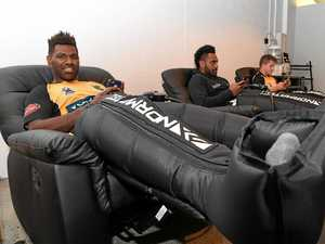 Falcons eager to make most of Recovery Room