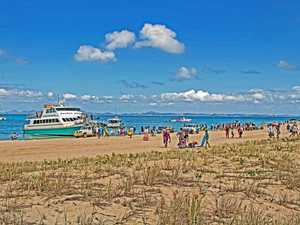 OPINION: The silence on Great Keppel Island is deafening