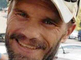 Steven Atkinson was last seen at an Acacia Place address at 8.45am yesterday.