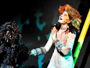 GALLERY: CQ students pounce at audiences in new production