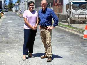 Labor's new leader pledges support for the Tweed