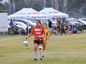 Officials add Gladstone touch to big soccer day