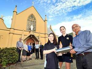 LOCKED IN TIME: M'boro church celebrates 150 years