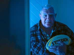 SEEING BLUE: Club legend remembers bloodthirsty rivalry