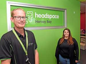 MENTAL HEALTH: Headspace to suppport M'boro youth