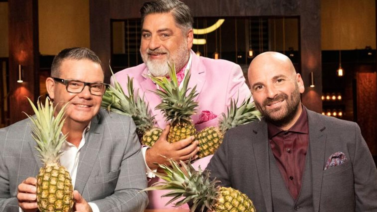 Since the second series of MasterChef Australia in 2010, it has been all about judges Gary Mehigan (from left), Matt Preston and George Calombaris.