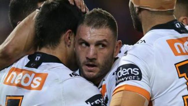 Farah celebrated his 300th NRL game last weekend.