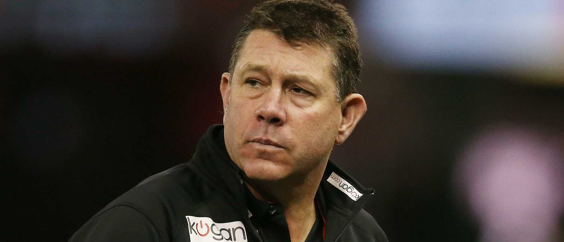 Brett Ratten remains undecided about his coaching future.