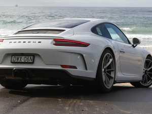 Odd reason this Porsche is a rarity