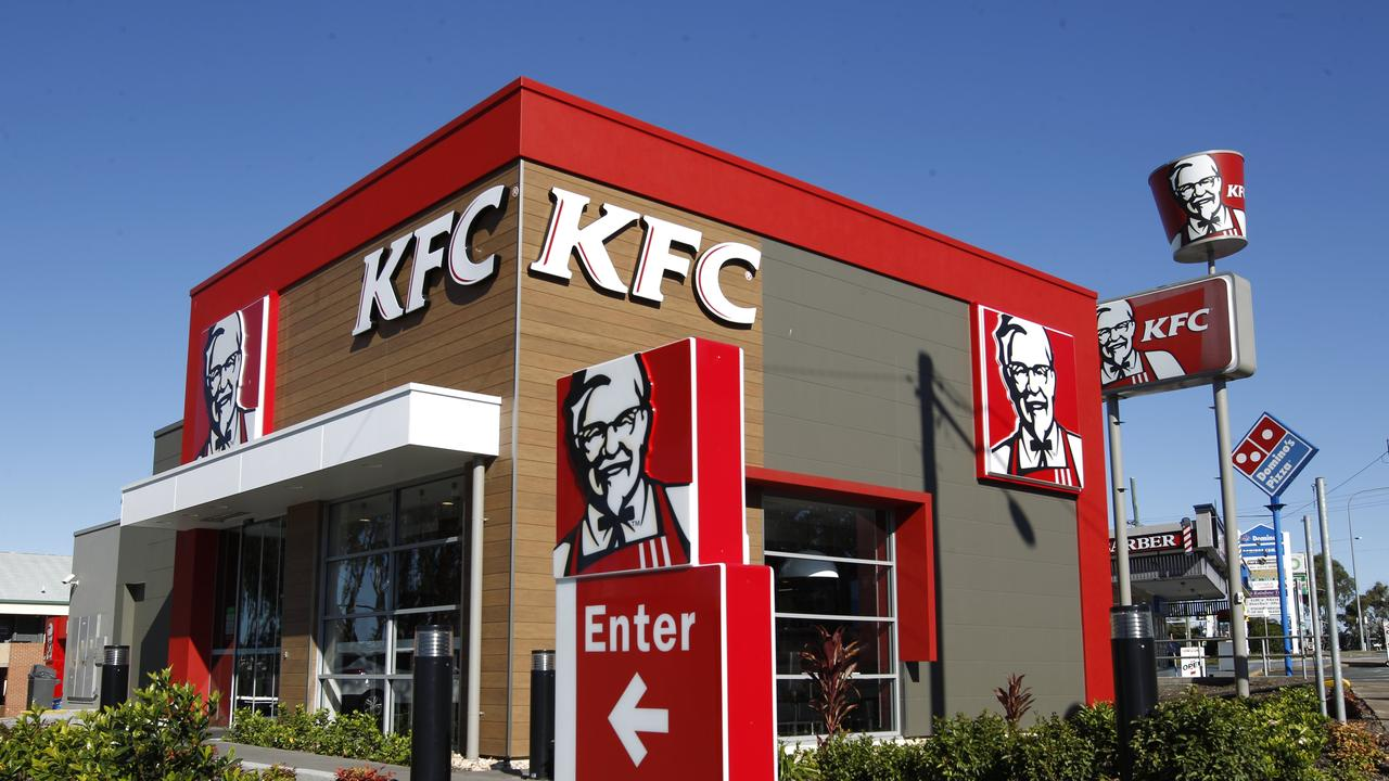 KFC has been known by just its initials since 1991. Now the full Kentucky Fried Chicken name is back.