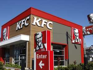 KFC brings back blast from the past