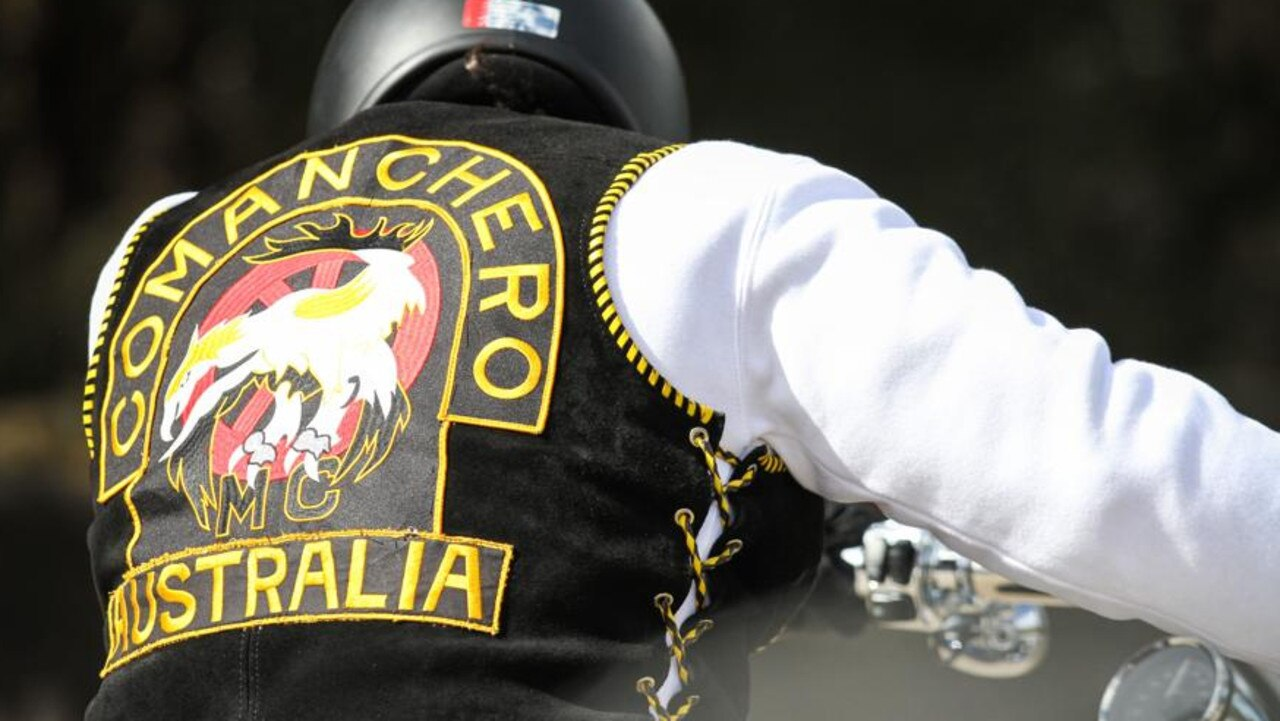 Australia's Comanchero bikies have been muscling in on the drug trade in New Zealand. File picture