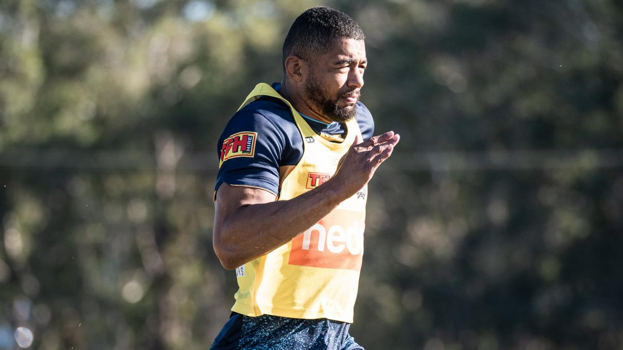 Watkins will make his NRL debut against the Broncos.