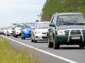 Traffic mayhem after multi-vehicle Bruce Hwy crash