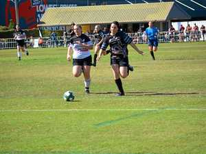PICS: Accidental hero does it for CQ Spirit in Gladstone