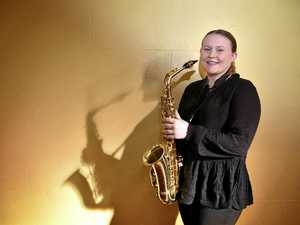 Cannot get a job in music? Make your own, sax prodigy says