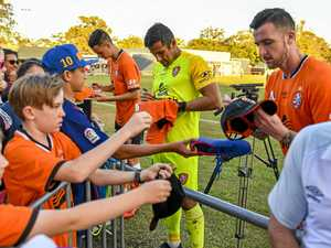 Roar keen to return to Gladstone after history-making match