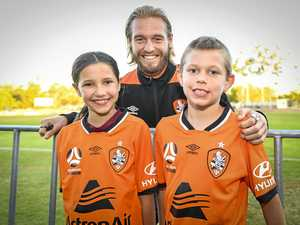 GALLERY: Brisbane Roar delight fans at Marley Brown match