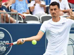 Bernard Tomic quits all-Aussie affair