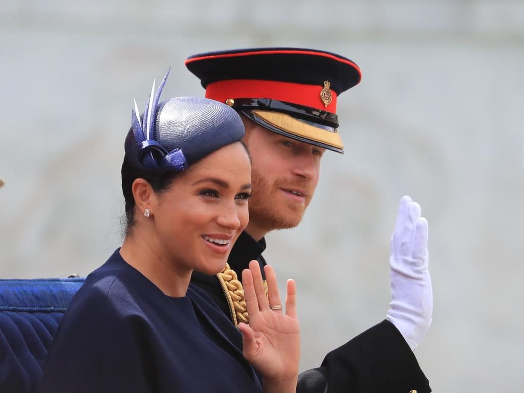 Since becoming a duchess, Meghan Markle's behaviour has been under fire at different points this year. Picture: PA Wire