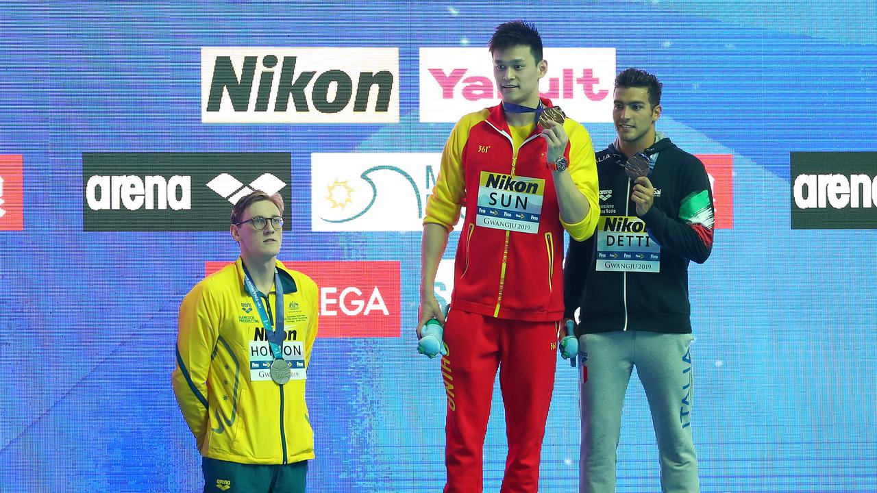 Does anyone like Sun Yang?