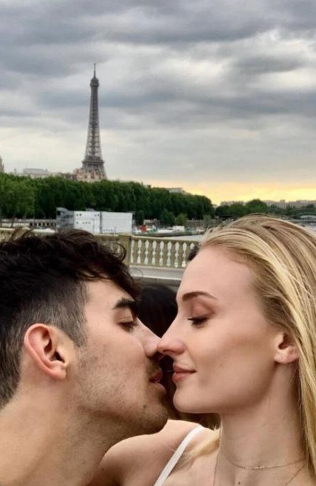Joe Jonas and Sophie Turner were recently married in France.