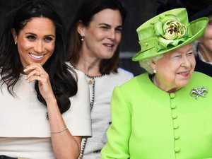 Meghan 'to be schooled by Queen'