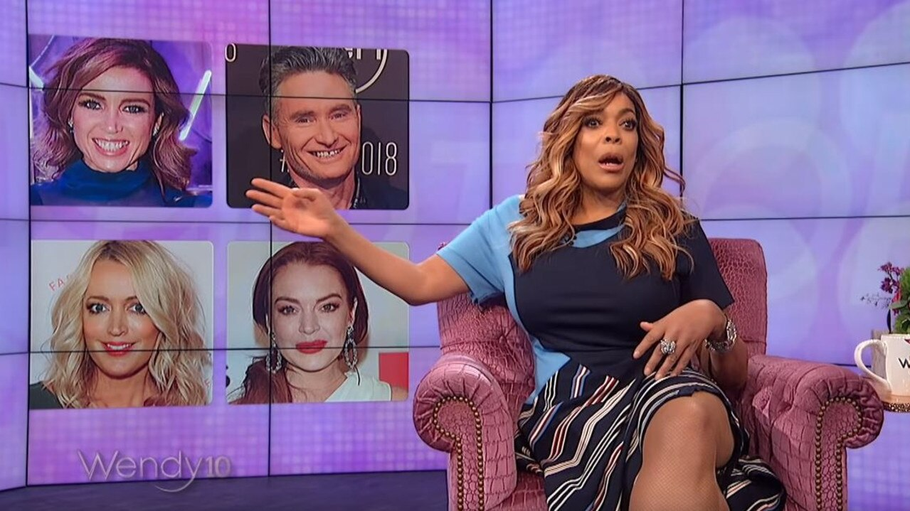 Wendy Williams didn't know much about the Aussie celebs on The Masked Singer.