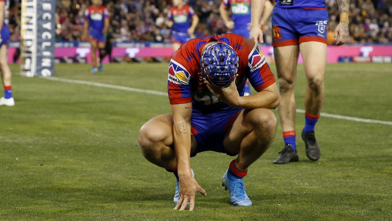 Kalyn Ponga has escaped suspension after being sent to the sin bin for a shoulder charge on Friday night.